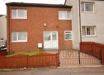 Thumbnail 4 bed end terrace house for sale in Pladda Avenue, Port Glasgow
