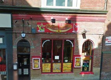 Thumbnail Restaurant/cafe for sale in York YO1, UK