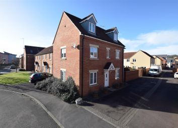Thumbnail 4 bed link-detached house for sale in Whimbrel Avenue, Portishead, Bristol