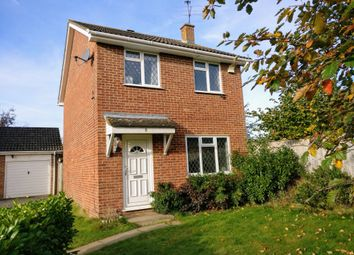 Thumbnail 3 bedroom detached house for sale in 8 Keane Close, Woodley, Reading, Berkshire