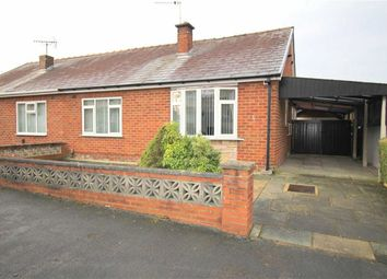 Thumbnail 2 bedroom semi-detached bungalow for sale in Hollins Grove, Fulwood, Preston