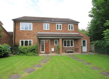 Thumbnail 4 bed detached house for sale in Sheerstock, Haddenham, Aylesbury