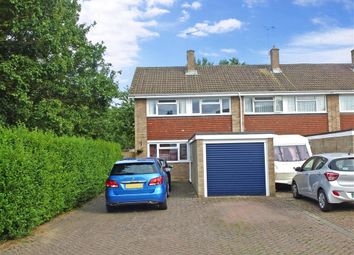 Thumbnail 3 bed terraced house for sale in Old Kent Road, Paddock Wood, Tonbridge, Kent