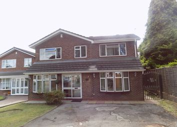 Thumbnail 5 bedroom detached house for sale in Beechglade, Handsworth Wood, Birmingham