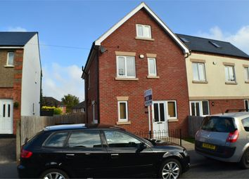 Thumbnail 3 bed semi-detached house to rent in Rutland Avenue, Hinckley, Leicestershire