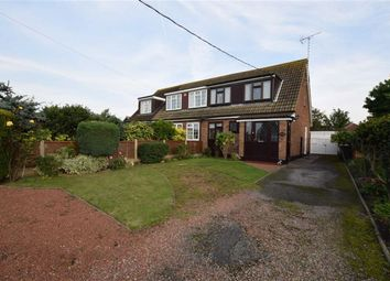 Thumbnail 3 bed semi-detached house for sale in Gowers Lane, Orsett Heath Grays, Essex