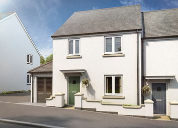 Thumbnail 3 bedroom semi-detached house for sale in Andromeda Grove, Plymouth