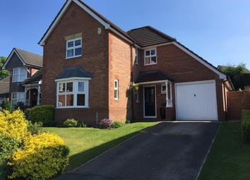 Thumbnail 4 bed detached house for sale in Beverley Way, Macclesfield, Cheshire