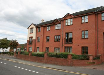 Thumbnail 2 bed flat to rent in Badgers Court, Hednesford Road, Heath Hayes