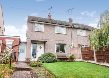 3 bed semi-detached house for sale in Davies Drive, Uttoxeter ST14