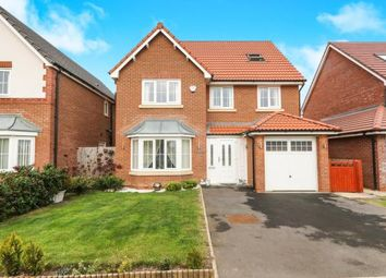 Thumbnail 5 bedroom detached house for sale in Cae Thorley, Rhyl, Denbighshire