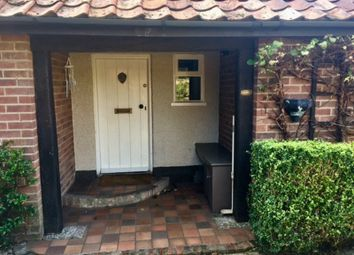 Thumbnail 2 bed end terrace house for sale in The Street, Poringland