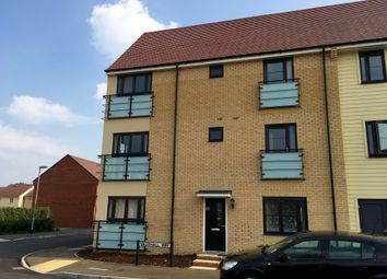 Thumbnail 2 bedroom flat to rent in Vauxhall Way, Dunstable
