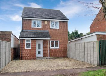 Thumbnail 3 bed detached house for sale in Halton Way, Credenhill, Hereford