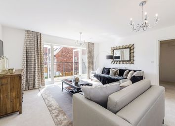 Thumbnail 2 bed flat for sale in Elmbank Avenue, Barnet