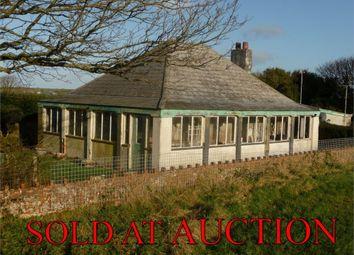 Thumbnail 2 bed detached bungalow for sale in Frondeg, Carnhedryn, Solva, Haverfordwest, Pembrokeshire