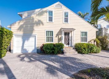 Thumbnail 3 bed cottage for sale in 1805 Pass A Grille Way, St Pete Beach, Florida, United States Of America