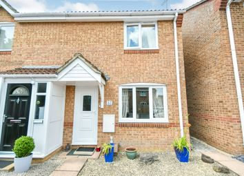 Thumbnail 2 bedroom end terrace house for sale in Ascot Close, Chippenham