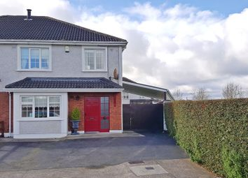 Thumbnail 4 bed end terrace house for sale in Eiscir Side Road, Eiscir Meadows, Tullamore, Offaly