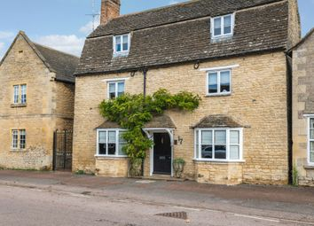 Thumbnail 4 bed property for sale in Elton Road, Wansford, Peterborough