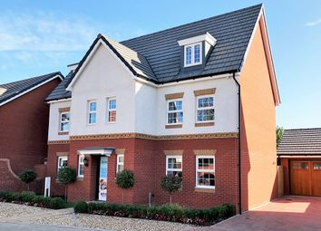 "Thumbnail 5 bed detached house for sale in ""The Kingsbury"" at Pixie Walk, Ottery St. Mary"