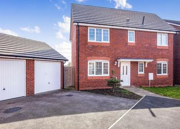 Thumbnail 3 bed detached house for sale in Housman Close, Blackpool, Lancashire, United Kingdom