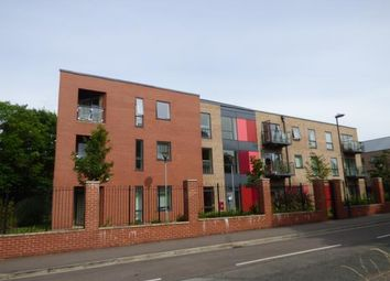 Thumbnail 2 bedroom flat for sale in Greenwich Drive North, Derby, Derbyshire