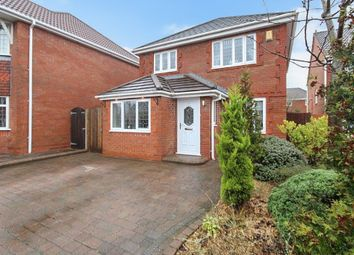 3 bed detached house for sale in Sawyer Drive, Ashton-In-Makerfield, Wigan WN4