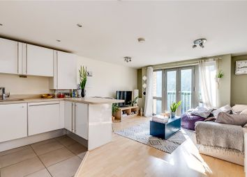 Thumbnail 2 bed flat to rent in Hanson Close, London
