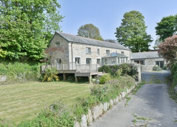 Thumbnail 4 bed barn conversion for sale in Mawnan Smith, Falmouth