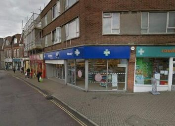 Thumbnail Commercial property for sale in 27-29 North Road, Lancing, West Sussex