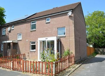 Thumbnail 2 bed semi-detached house for sale in Strouden Park, Bournemouth, Dorset