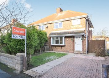 Thumbnail 3 bedroom semi-detached house for sale in Bolton Road, Wednesfield, Wolverhampton