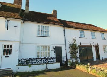 Thumbnail 3 bed cottage for sale in The Street, Appledore, Ashford
