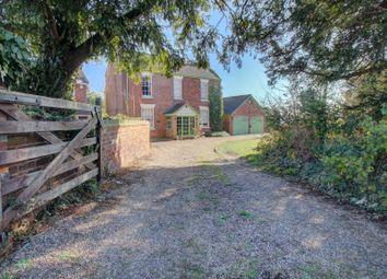 Thumbnail 3 bed detached house for sale in Drayton Lane, Drayton Bassett, Tamworth