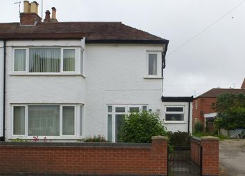 Thumbnail 3 bed semi-detached house for sale in Saxby Avenue, Skegness
