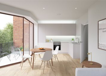 Thumbnail 3 bed flat to rent in Pinnacle N10, 7-20 Pinnacle Close, Muswell Hill,