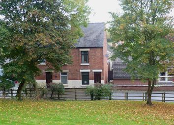 Thumbnail 2 bedroom end terrace house to rent in Spittal, Castle Donington, Derby