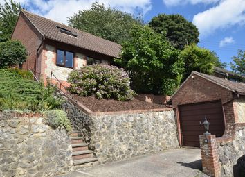 Thumbnail 4 bed detached house for sale in Seabrook Vale, Hythe