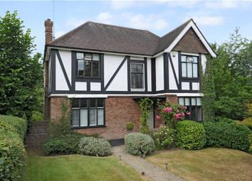 Thumbnail 4 bed detached house to rent in Shenden Way, Sevenoaks, Kent