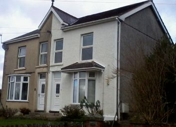 Thumbnail 3 bedroom property for sale in Station Road, Ystradgynlais, Swansea