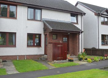 Thumbnail 2 bed flat to rent in Lawrence Street, Kelty, Fife