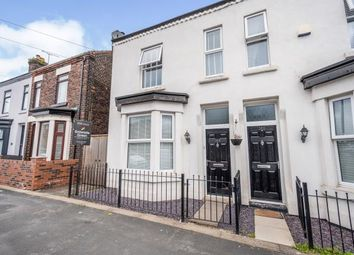 Thumbnail 4 bed semi-detached house for sale in Liverpool Road, Widnes, Cheshire, .