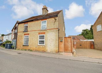 Thumbnail 2 bedroom semi-detached house for sale in Ackerman Street, Eaton Socon, St. Neots