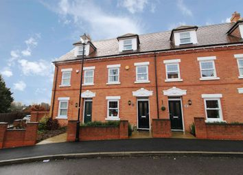 Thumbnail 4 bed town house for sale in Hebbes Close, Kempston, Bedford