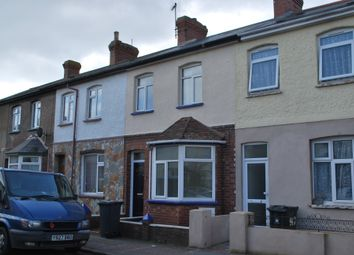 3 bed terraced house to rent in Salisbury Road, Exmouth EX8