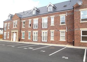 Thumbnail 2 bed flat for sale in Skaife Apartments, Corunna Court, Wrexham, Wrecsam