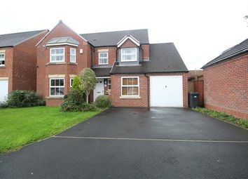 Thumbnail 4 bed property for sale in Parish Gardens, Leyland