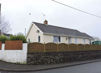Thumbnail 3 bed detached bungalow for sale in Bryn Siriol, Fishguard