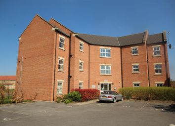 Thumbnail 1 bedroom flat for sale in Larch Road, Selby